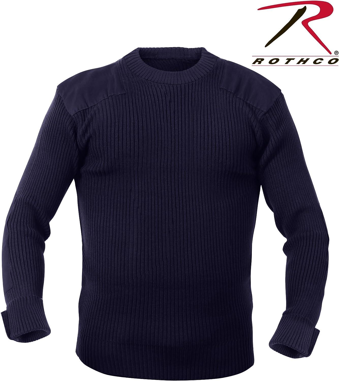 Rothco G.I Style Olive Drab Acrylic Commando Sweater