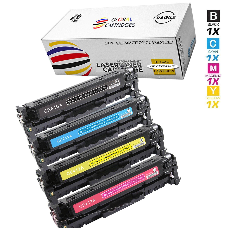 Toner Alternativo ( X4 ) 4 Colores 305A (TJNM)