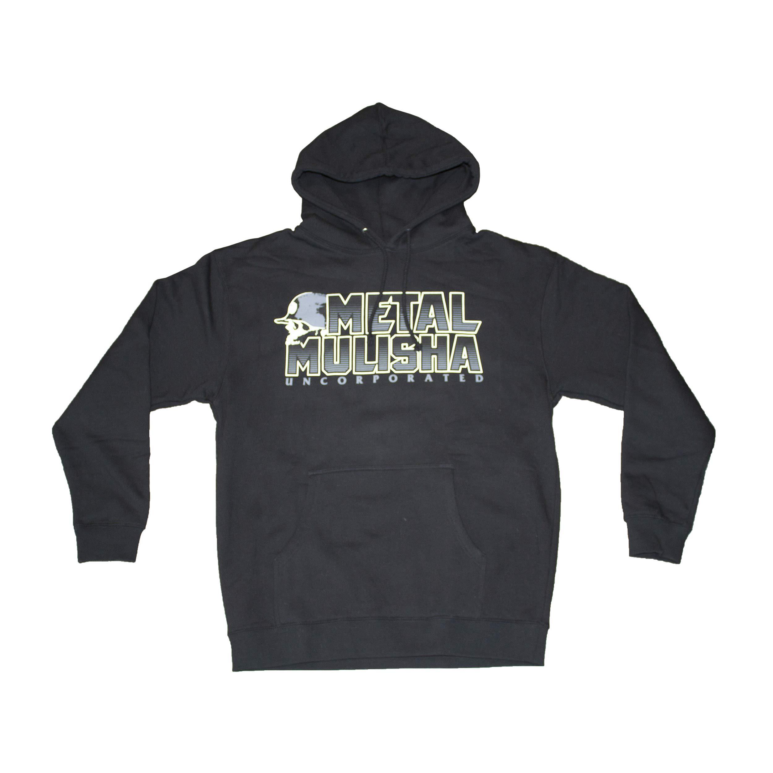Metal Mulisha Men's Jail Break Pullover Hoodie-3XL