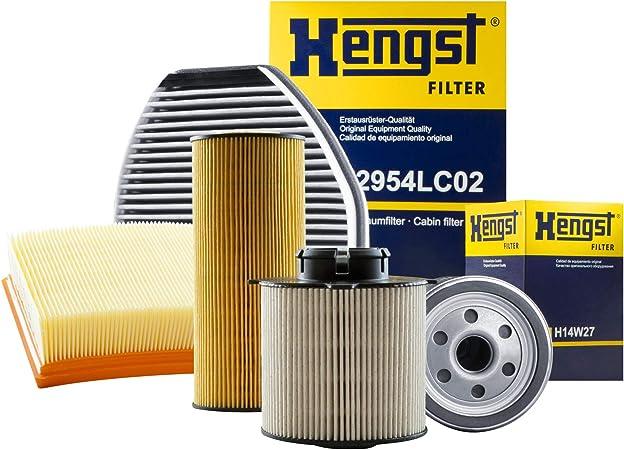 Hengst E44h D110 Ölfilter Auto