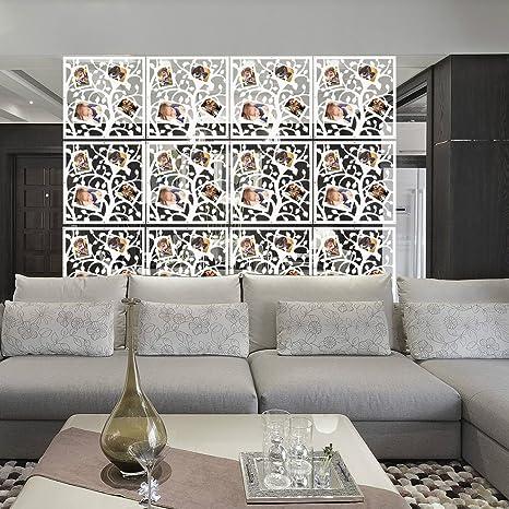 Amazon.com: Kernorv Hanging Room Divider - 12pcs Environmental PVC ...