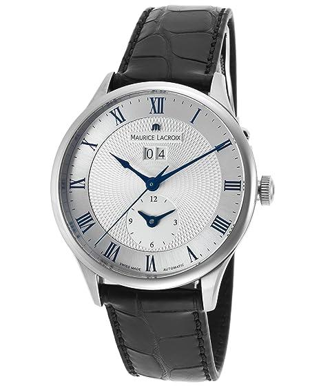 Maurice Lacroix Reloj de Hombre automático analógico MP6707 ...
