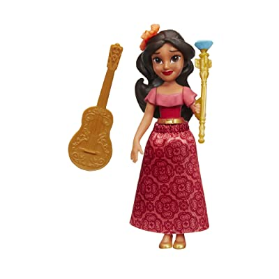 Disney Elena of Avalor Scepter Adventure Doll: Toys & Games