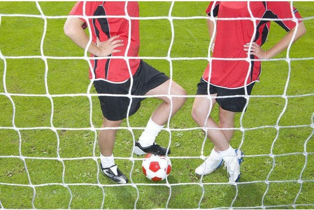 Dwawoo Fu/ßballtor Netz Fu/ßball Tormannetz Sportersatz