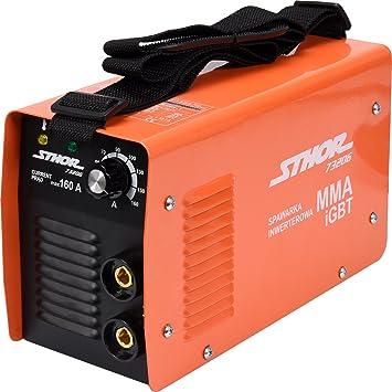 Rot MMA200 200A 220V Inverter E-Hand Schwei/ßger/ät Elektroden MMA Elektrodenschwei/ßger/ät IGBT