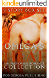 Omega's Heat: MM Paranormal Romance Collection