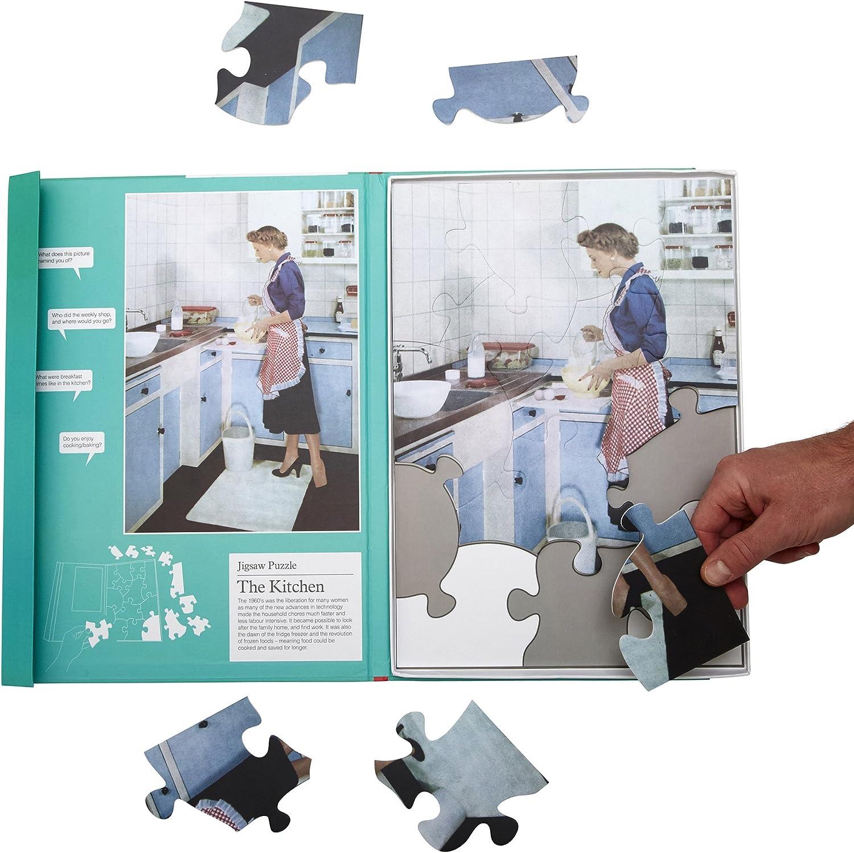 Active Minds 13 Piece Kitchen Jigsaw Puzzle Specialist Alzheimers//Dementia Activities /& Games