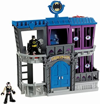 Fisher-Price Imaginext Batman Gotham Jail