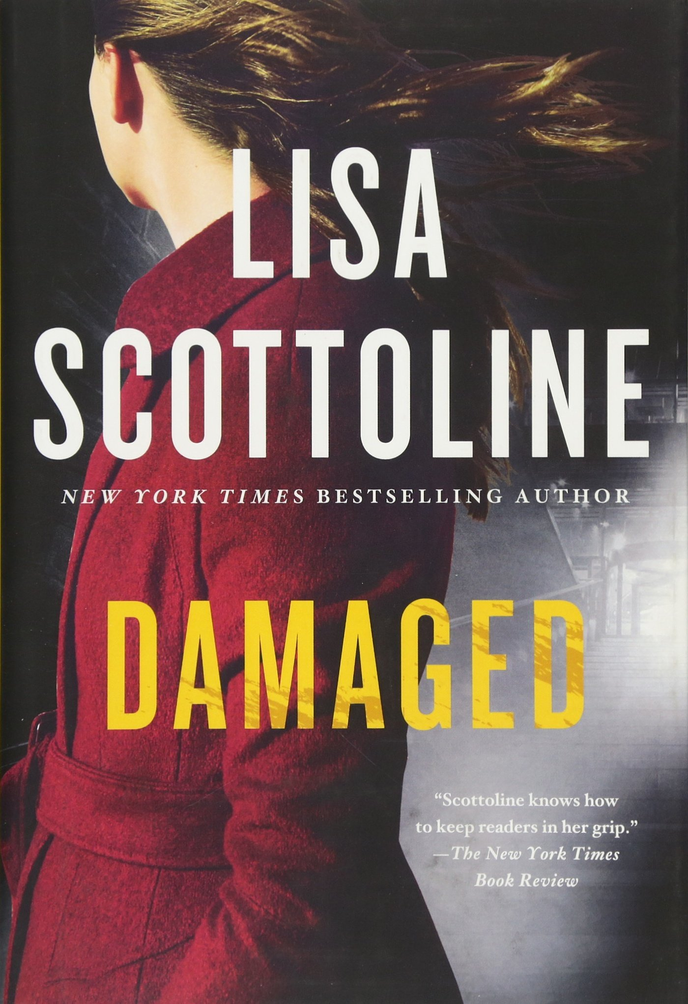 damaged a rosato u0026 dinunzio novel lisa scottoline 9781250099624