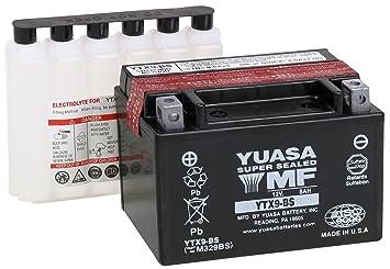 Yuasa Battery Basics - Battery Charging - YouTube