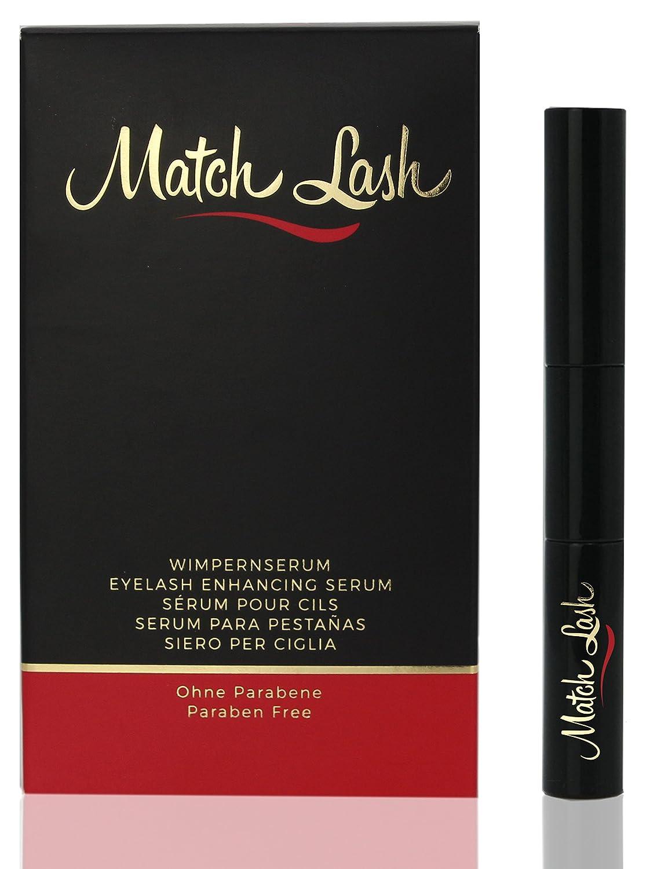 Match Lash Eyelash & Eyebrow Serum I MADE IN GERMANY I for fast eyelash growth I Eyelash Booster I Eyelash Growth Serum I Eyelash Extension Serum I Eyelash Activating Serum Vitavelle