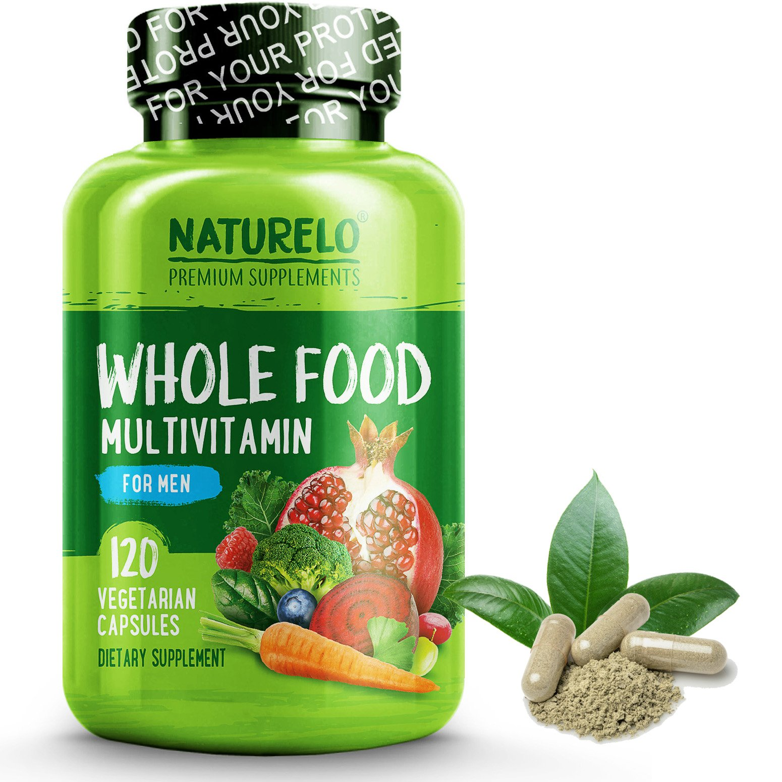 Whole Food Men S One Daily Multivitamin