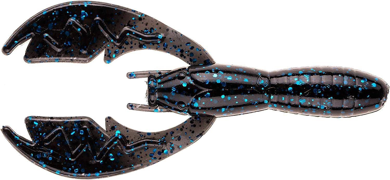 NetBait Paca Craw Soft Plastic Crawfish Lure Hollow Body Bass Fishing Plastic Bait