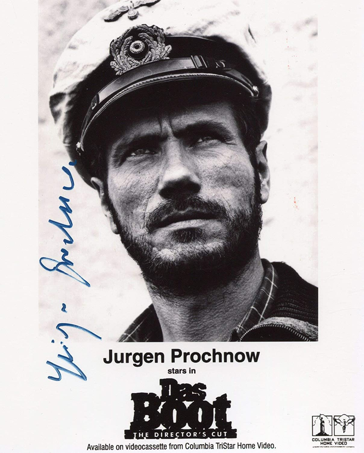 B085321G6X ACTOR Jürgen Prochnow DAS BOOT autograph, In-Person signed photo 81Zs-AEbBnL.SL1500_
