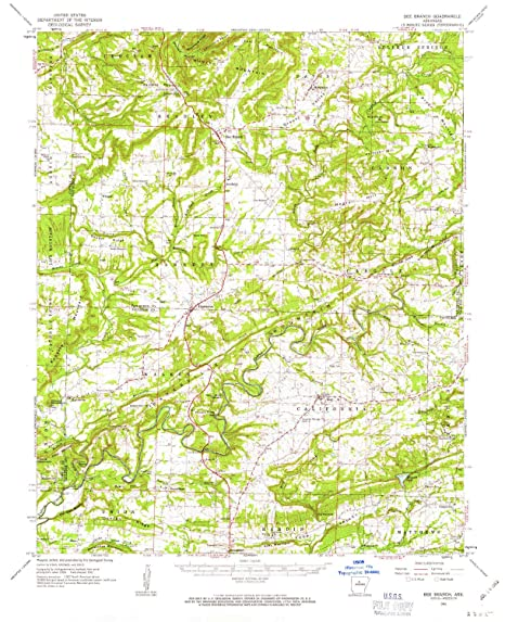 Amazon.com : YellowMaps Bee nch AR topo map, 1:62500 ... on dcnr maps, topographic maps, digitalglobe maps, dnr maps, google maps, science maps, esri maps, delorme maps, geological survey maps, microsoft maps, geology maps, twra maps, ascs maps, noaa maps, bucks county pa township maps, cornell university maps, cia maps, osm maps, unosat maps, usc maps,