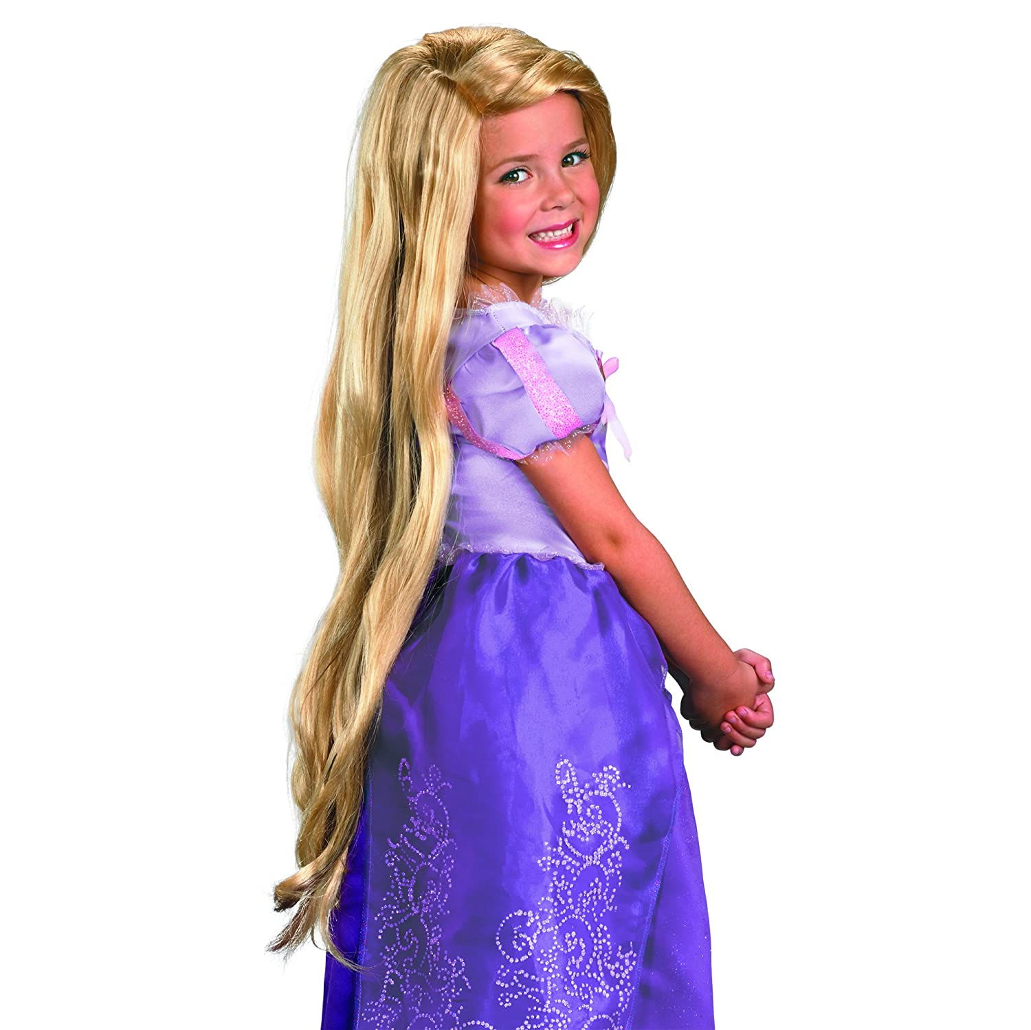 a260fc8eba8 Amazon.com  Tangled Rapunzel Wig  Toys   Games