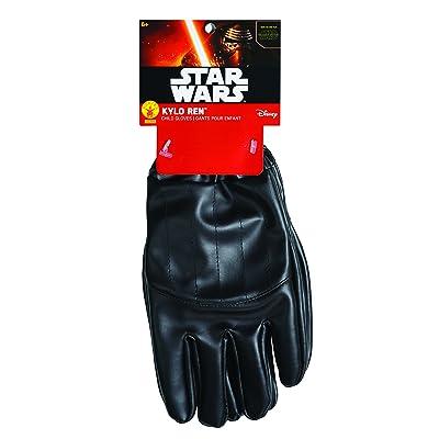 Star Wars: The Force Awakens Child's Kylo Ren Costume Gloves: Toys & Games