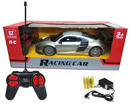 Buy happy giftmart hq 124 remote control cars with rechargeable happy giftmart hq 124 remote control cars with rechargeable batteries and adapter grey fandeluxe Image collections