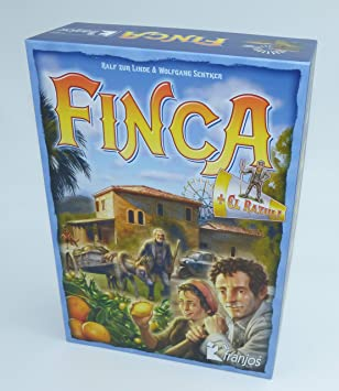 FINCA - Deutsch English französisch Espanol: Amazon.es: Juguetes y juegos