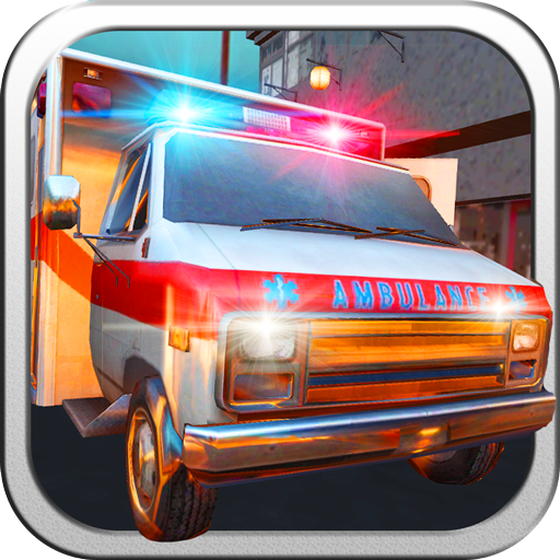 Hospital Rush Ambulance Parking
