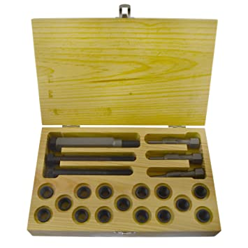 AB Tools-Neilsen Bujía métrica Culata restaurador Toca el Kit de reparación de roscas M12 x 1,25 mm: Amazon.es: Coche y moto