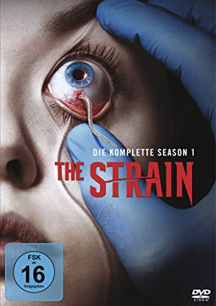 The Strain - Die komplette Season 1 [4 DVDs]