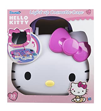 f171746eb Hello Kitty Cosmetic Case: Amazon.co.uk: Toys & Games