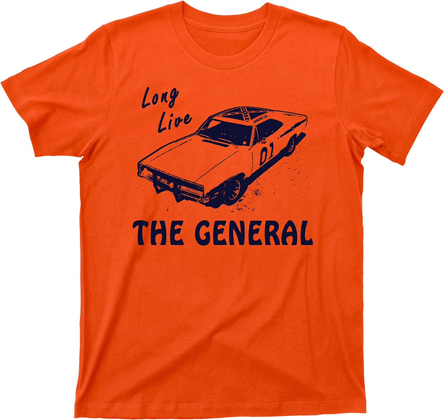 T-Shirt W// 1969 Dodge Charger Licensed