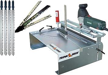 Bosch Festool - Juego de mesa de sierra para inglete XXL, incluye 4 hojas de sierra de calar: Amazon.es: Bricolaje y herramientas