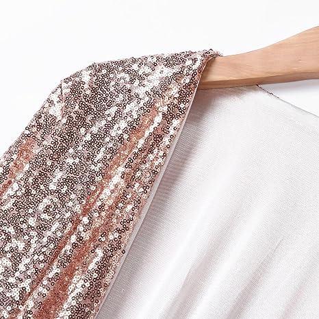 Amazon.com: Sinma Clearance Women Casual Solid Sequin Asymmetric Long Sleeve Streetwear Cardigan: Clothing