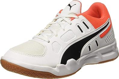PUMA Auriz Jr, Chaussures de Futsal Mixte Enfant