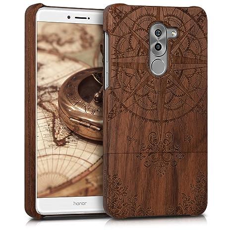 custodia legno huawey honor 6x