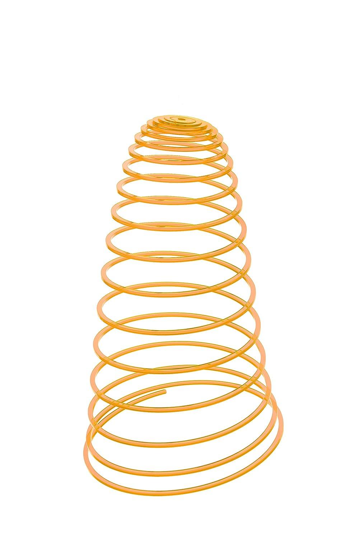 SunSpiro® - Licht & Laune® Sonnenspirale, orange, D. 20 cm - Länge ca. 50 - 70 cm Garten Bronder e.K. 10002