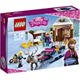 LEGO 41066 Disney Frozen Anna and Kristoff's Sleigh Adventure