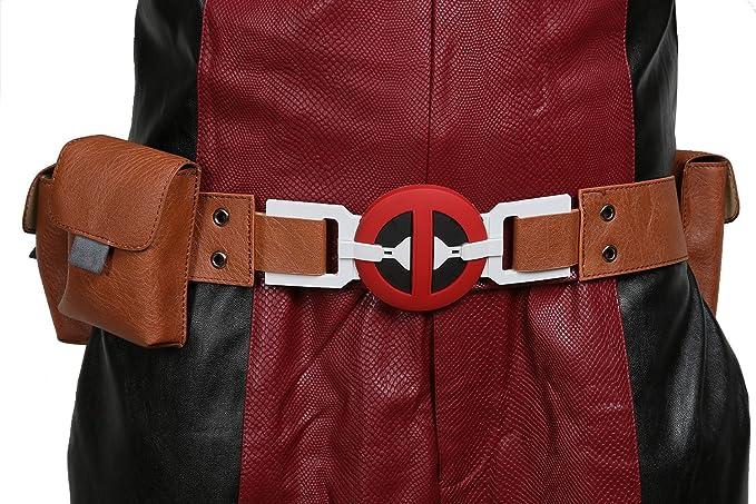 Amazon.com: Xcoser DP Cosplay bolsa de cinturón Props nuevo ...