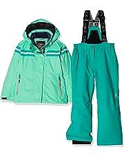 CMP Feel Warm Flat 5.000 39w1995, Set Giacca e Pantaloni Bambina