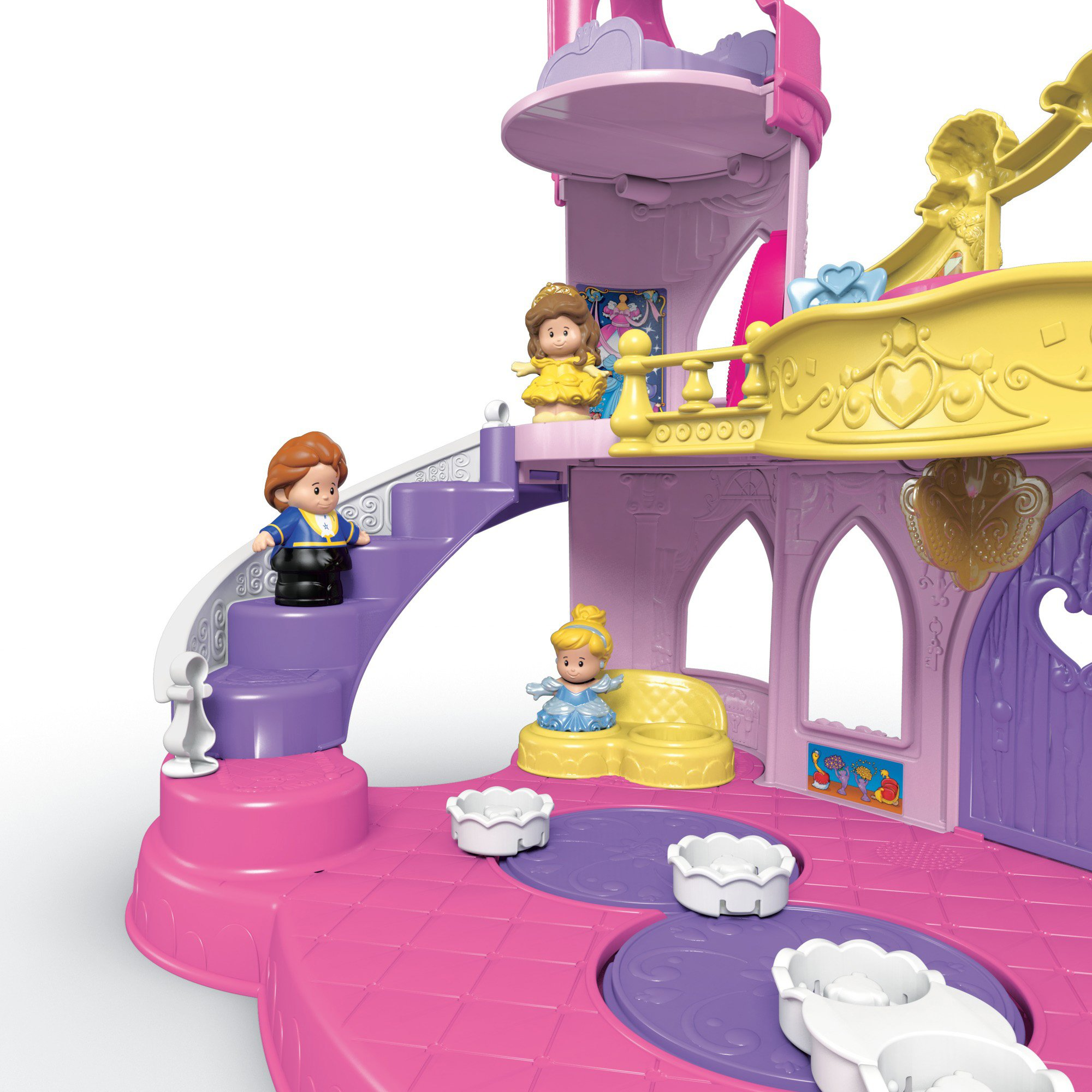 Fisher-Price Little People Disney Princess, Musical Dancing Palace by Fisher-Price (Image #21)