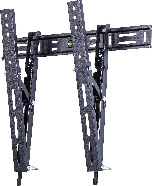 AmazonBasics - Soporte de pared inclinable y ajustable, para TV, de 81,3 a 177,8 cm (32-70