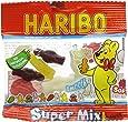 Haribo Super Mix Mini Bags (Pack of 100)