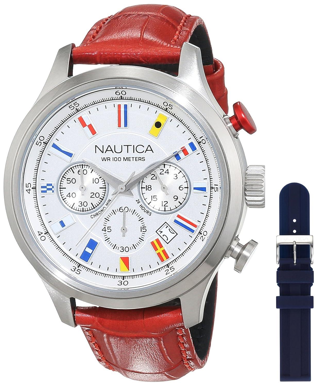 Nautica Herren-Armbanduhr NAI18515G