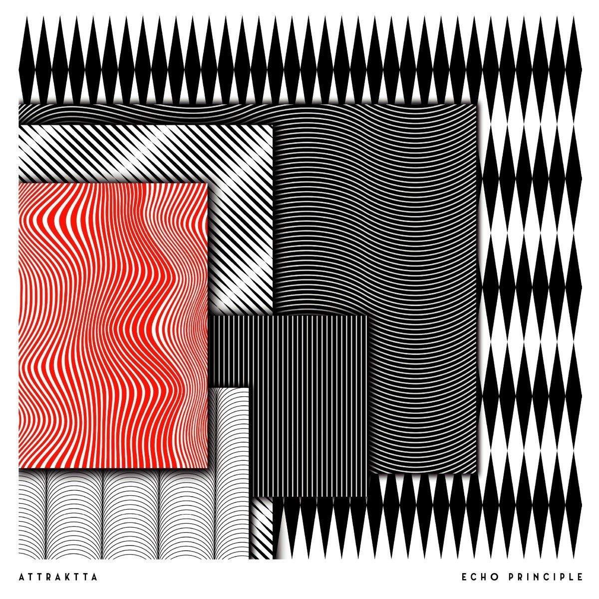 Vinilo : Attraktta - Echo Principle (LP Vinyl)