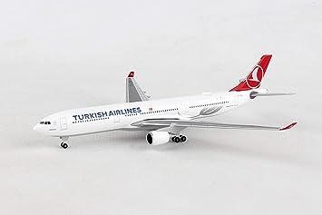 "TC-JOA /""Pamukkale Neu Herpa 531443-1//500 Turkish Airlines Airbus A330-300"