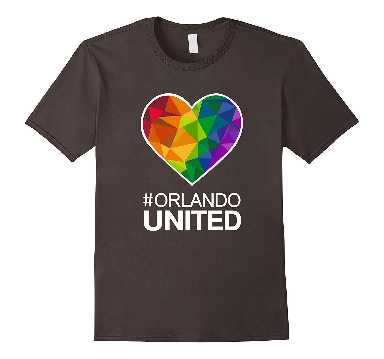 #Orlando United Tshirt - PT-BN