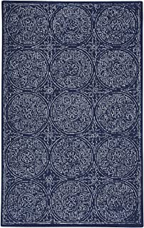 "product image for Capel Allure Indigo 9' 0"" x 12' 0"" Rectangle Hand Tufted Rug"
