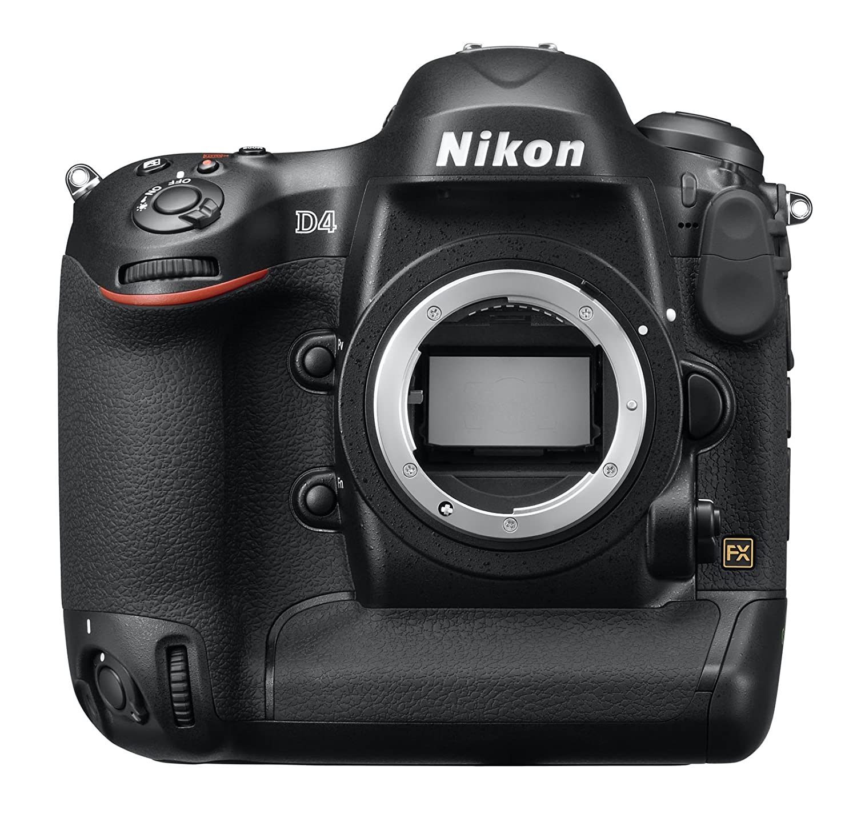 Nikon D4 Cuerpo de la cámara SLR 16,2 MP CMOS 4928 x 3280 Pixeles ...