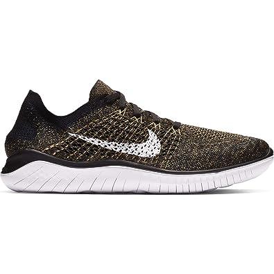 97716de0bfef2 Nike Free Rn Flyknit 2018 Mens 942838-005 Size 7