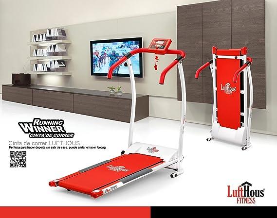 Cinta de Correr Running Winner-LUFTHOUS: Amazon.es: Deportes y ...