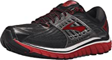 Brooks Men's Glycerin 14 Anthracite/Electric Blue/Silver Sneaker 8.5 D