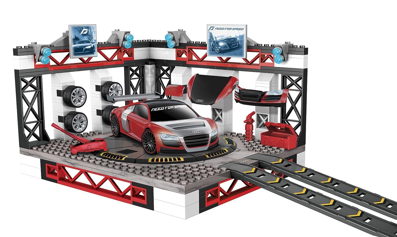 Amazon Megabloks Need For Speed Custom Garage Toys Games