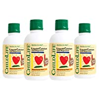 ChildLife Essentials Liquid Calcium/mag for Infants, Babys, Kids, Toddlers, Children...